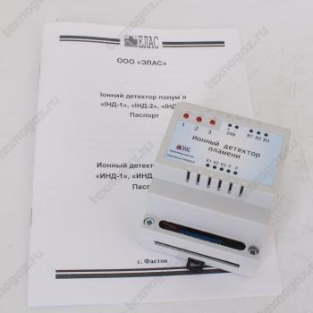 Ионный детектор ИНД - общий вид 3
